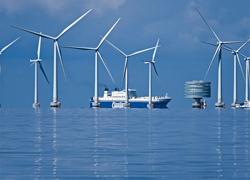 geschichte offshore windparks